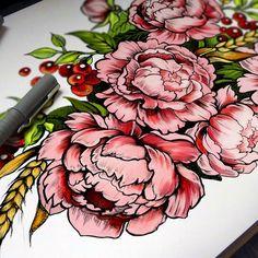 Art By Asika { Эскизы тату, иллюстрации|Ялта