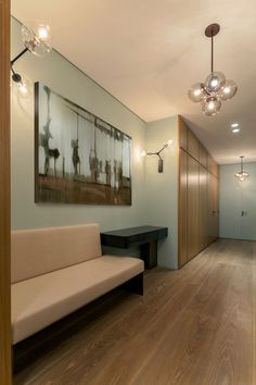 Apartment in Moscow by Architectural bureau FORM | Living space