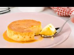 "Keto Flan Recipe - ""Sugar Free Creme Caramel"" - Tasty Low Carb Dessert (2g Net Carbs) - YouTube Diabetic Desserts, Low Carb Desserts, No Bake Desserts, Low Carb Recipes, Dessert Recipes, Caramel Flan, Creme Caramel, Caramel Recipes, Sugar Free Flan Recipe"