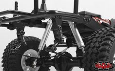 Have you seen our RC4WD @TeraflexSuspension Revolver Shackles?!   Shop www.store.rc4wd.com and receive 5% off store wide with promo code RCMEM16  #rc4wd