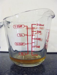 Vegan Buttermilk: 1 Tablespoon Apple Cider Vinegar in Measuring Cup then fill with almond milk to the cup mark.