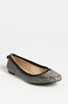 kate spade new york 'taffy' flat   Nordstrom. Love the little bow on the back.