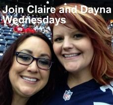 Claire Mullins @theclairebear23 & Dayna O'Gorman @DaynaOG, cohosts of this show along with Lisa Johnson @LJ1303