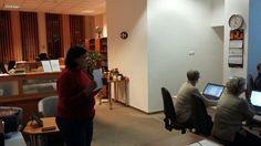 Warsztaty informatyczne dla seniorów