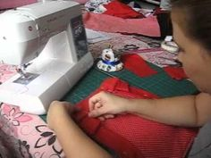 Binding tutorial (without hand sewing) Longarm Quilting, Quilting Tips, Quilting Tutorials, Quilting Projects, Sewing Projects, Sewing Art, Hand Sewing, Bebe Baby, Quilt Binding