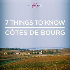 7 fun facts about Côtes De Bourg