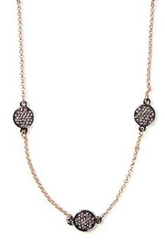 sparkle coin necklace  http://rstyle.me/n/qevwspdpe