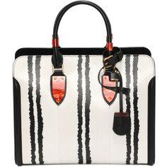 b0fcad09ae96 Alexander McQueen   Mode de créateur et vêtements de luxe. Sac A Main ...