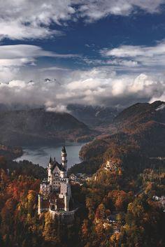 Bavarian Fairytale ~ captvinvanity