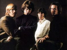 #TheDoors photographed by Gene Trindl in early 1967. #ThrowbackThursday