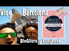 Seguimos la Guía no aburrida de Mr. Wonderful para disfrutar un finde en Barcelona - YouTube