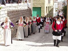 Traditional costumes by alanaplin, via Flickr