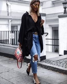 "2,264 Likes, 17 Comments - I__am_fashion (@i__am_fashion) on Instagram: ""via @manhattan_fashion_styles ❤️  @aylin_koenig  ✔️"""
