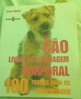 Cão, livro de linguagem corporal - capa.