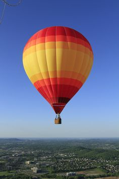 Must do! Middle Tennessee Hot Air Adventures | Nashville | Franklin | Tennessee