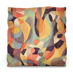 From Darkness Outdoor Throw Pillow