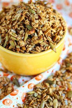 I love granola...