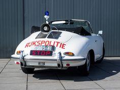 Koop deze Porsche 356 C van de Rijkspolitie Porsche 356, Porsche Cars, Miniature Cars, Emergency Vehicles, Vintage Trucks, Ford Models, Ford Thunderbird, Chevrolet Camaro, Car Images