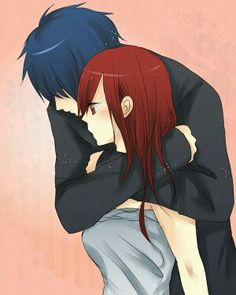 Jellal Fernandes and Erza Scarlet (Jerza) from Fairy Tail Image Fairy Tail, Fairy Tail Images, Fairy Tail Love, Fairy Tail Art, Fairy Tail Guild, Fairy Tail Ships, Fairy Tail Anime, Fairy Tales, Erza Scarlet