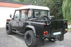 Land Rover Defender 110 DCPU