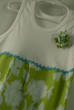 Free Pattern for This T-shirt Dress From Cool People Sew         Photobucket