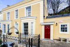 Browse a range of property to buy in Llandudno with Primelocation. See houses and flats from the top agents in Llandudno and get contact details for enquiries Detached House, Stairs, Mansions, House Styles, Home Decor, Stairway, Decoration Home, Manor Houses, Room Decor