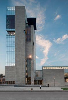 Logan Center for the Arts, University of Chicago / Tod Williams Billie Tsien & Associates (4)