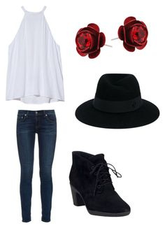 """""""Untitled #9"""" by kristina-li454 on Polyvore featuring art"""