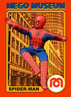 Spider-Man: WGSH Gallery: Mego Museum : Mego Corp