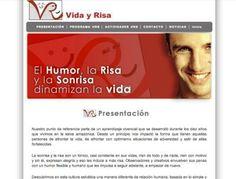 Asociación Vida y Risa http://www.vidayrisa.com/ #web #zaragoza