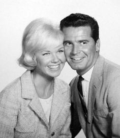 If you were born in 1963, that year Doris Day had 2 movie that came out with her great on screen partner James Garner - The Thrill of It All and Move Over Darling - Doris was still on tops in the romantic comedy movie genera.