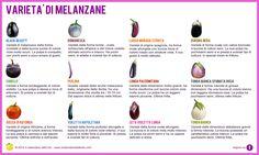 Varietà di Melanzane