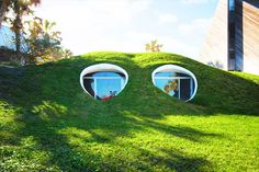 Design Ideas   Living Green in Style (Eco Houses )