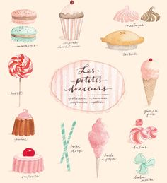{Oh, So Darling}: Color Palette: French Pastry Themed Nursery