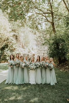 Sage wedding colors { Sage green wedding theme } - Looking for a wedding colour that refreshing? Sage wedding color is the one, Sage wedding colors are easily spiced up with any color Before Wedding, Our Wedding Day, Perfect Wedding, Dream Wedding, Wedding Hair, Trendy Wedding, Summer Wedding, Diy Wedding, Wedding Jewelry