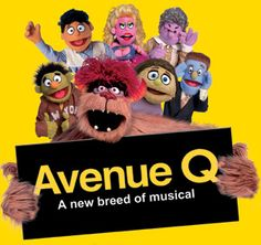 New York City - Avenue Q - Saw this musical - LOVED IT!