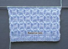 Knitting Charts, Baby Knitting Patterns, Knitting Stitches, Knitting Needles, Baby Patterns, Hand Knitting, Stitch Patterns, Crochet Patterns, Baby Afghan Crochet