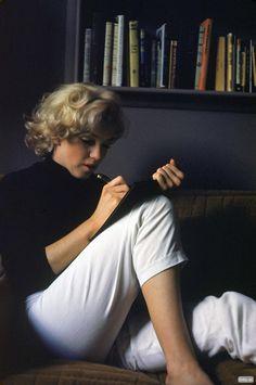 Marilyn Monroe - Alfred Eisenstaedt (1953)