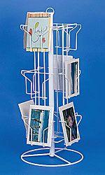 12 POCKET GREETING CARD RACK - 60380 -- http://www.storesupply.com/pc-13757-839-12-pocket-greeting-card-rack-60380.aspx