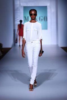 MTN Lagos Fashion & Design week: Spring/Summer 2013 Mango