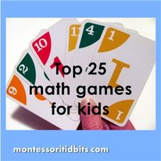 5 Days of Making Math Fun: Must Have Manipulatives - The Hands-On Homeschooler