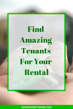 The Tenant Screening Guide to Avoid Nightmare Renters Income Property, Investment Property, Rental Property, Landlord Tenant, Being A Landlord, Investing Money, Real Estate Investing, Renting Out Your House, Tenant Screening