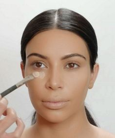 Kim Kardashian is a woman who loves taking naked selfies (and then defending them), dressing her children in outfits more expensive than most yearly salaries, and drugstore liquid foundations. Wait, what?...