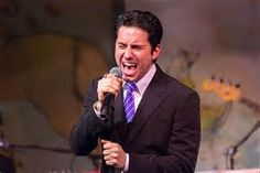 See John Lloyd Young perform live. I don't care if he sings the dictionary. I want to be on the front row when he does