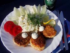 Rezept: Dänische Edelfisch-Frikadellen