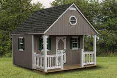 Google Image Result for http://www.minibarnsonline.com/images/product_images/114/brown_porch_green_shutters2.jpg