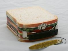 Sandwich Lunch Box Design - Neat Shtuff | Neat Shtuff
