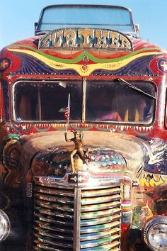 Further, Ken Kesey and the Merry Pranksters