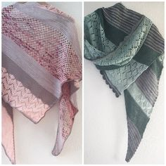 Ravelry: Don't stop me now shawl by Rachel Schenk