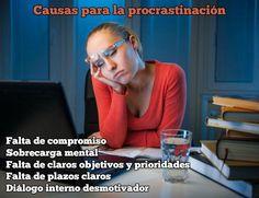 Cuando la procrastinación ataca